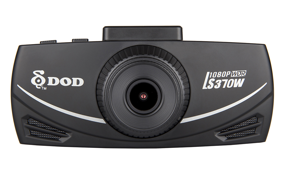 DOD HD 1080p WDR Low Light Wide Angle Car Dash Camera