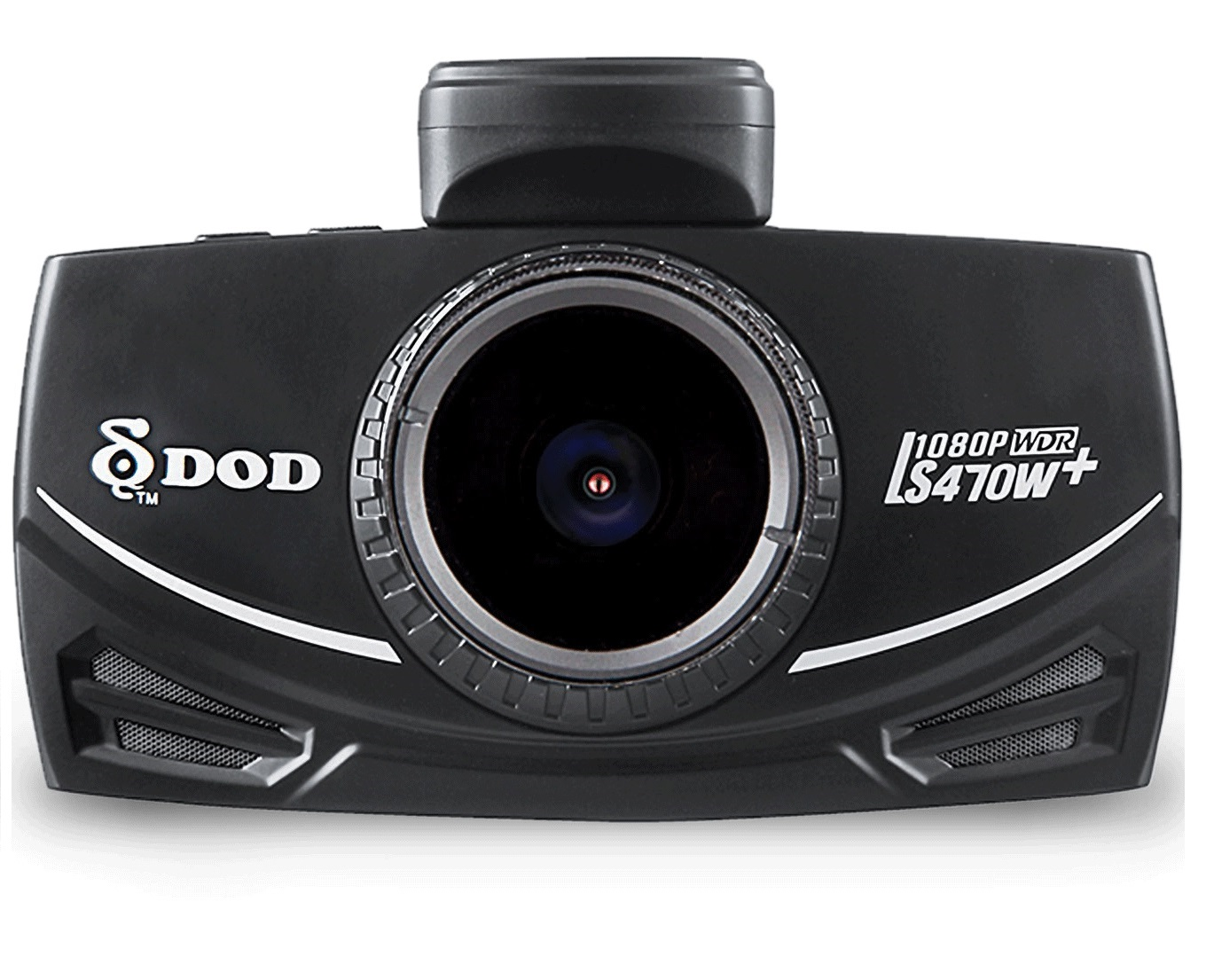 DOD Plus 1080p Full HD Dash Camera & GPS Logging
